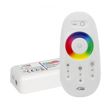 STEROWNIK LED RGB