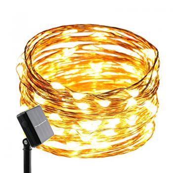 SOLARNE LAMPKI OGRODOWE