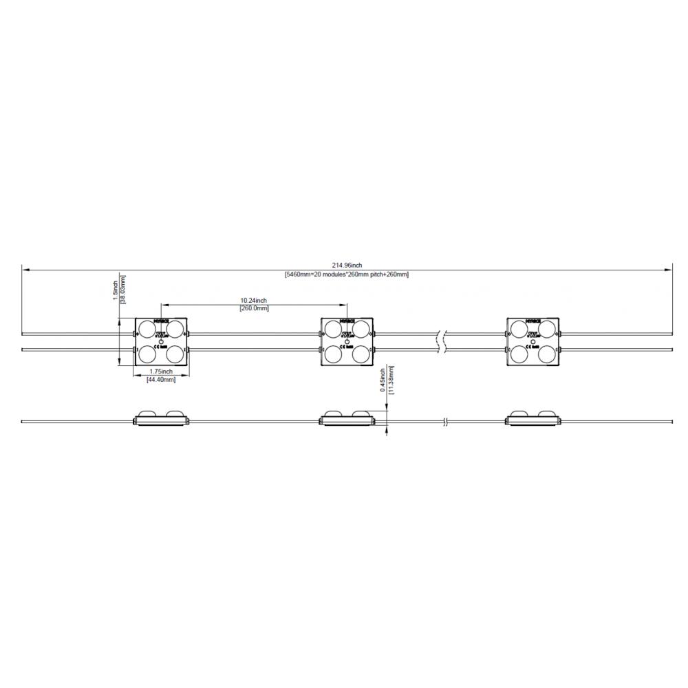MAXTEC 4 OPTICAL LENS